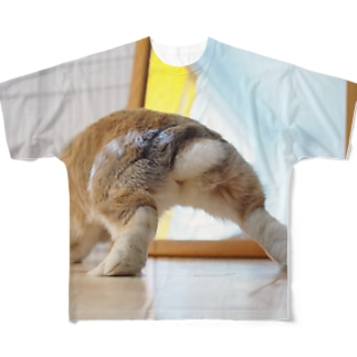 しりふぇん! フルグラフィックTシャツ