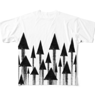 intuition Full graphic T-shirts
