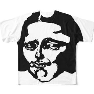 ボブリザ Full graphic T-shirts