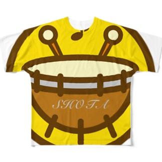 パ紋No.3137 SHOTA Full graphic T-shirts