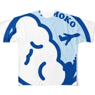 パ紋No.3138 TOMOKO Full graphic T-shirts