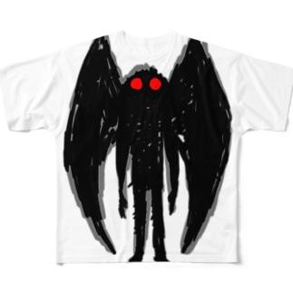 UMAシリーズ モスマン Full graphic T-shirts