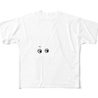 め Full graphic T-shirts