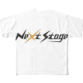 Next Stage Full graphic T-shirts