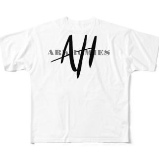 ark.homies Full graphic T-shirts