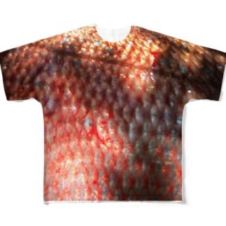 とてもめでたい Full graphic T-shirts