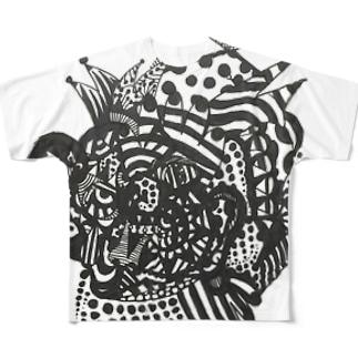 へービーメタルモンスター Full graphic T-shirts