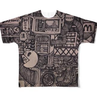 KAIBORG 03 Full graphic T-shirts