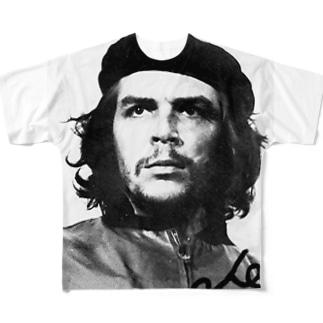 チェ・ゲバラ Full graphic T-shirts
