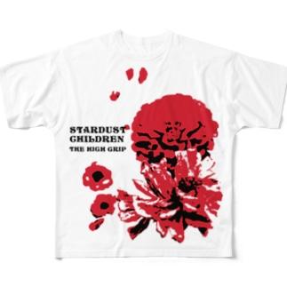 STARDUST CHILDREN  Full graphic T-shirts