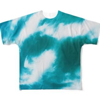 cross Full graphic T-shirts