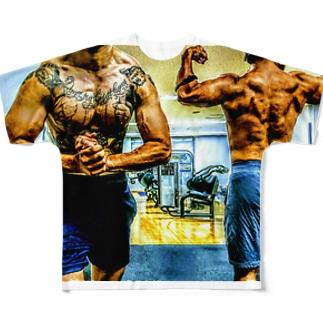 fightclub Full graphic T-shirts