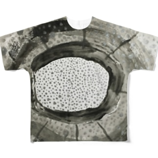 虚無感 Full graphic T-shirts