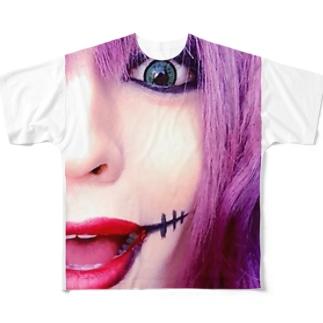 CoA Full graphic T-shirts