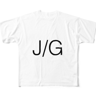J/G Full graphic T-shirts