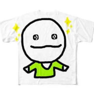 くっくん Full graphic T-shirts