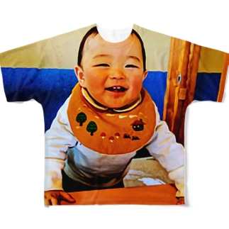 かわいすぎる赤ちゃんvol.1 フルグラフィックTシャツ