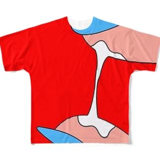 なんだこれ、、 All-Over Print T-Shirt