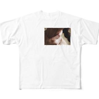 ドS男、ドM女。 Full graphic T-shirts