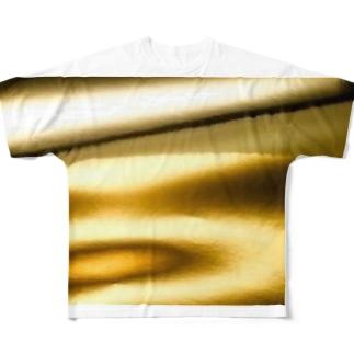 金運が上がる Full graphic T-shirts