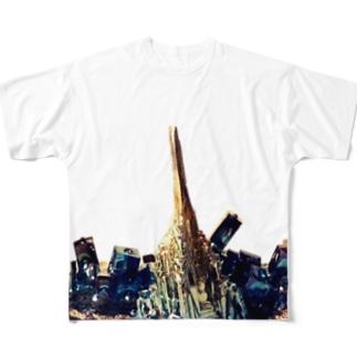 83 フルグラフィックTシャツ