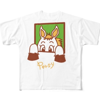 Persy(パーシー君) Full graphic T-shirts