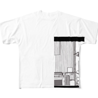 cityPOP Full graphic T-shirts