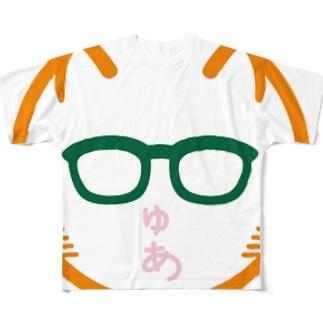 パ紋No.3186 ゆあ Full graphic T-shirts