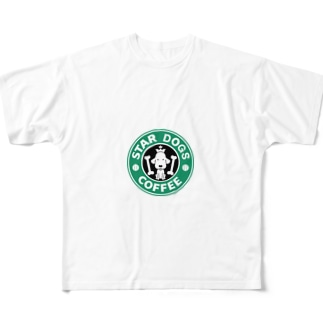 スタド(初期型) Full graphic T-shirts