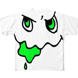 FACE G ① Full graphic T-shirts