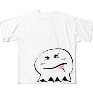 ペロキャン SPURO Full graphic T-shirts
