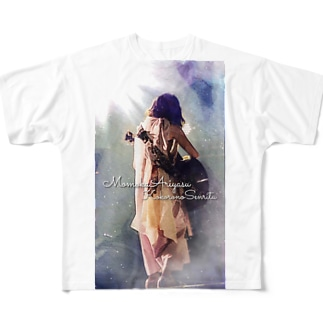 有安杏果  Full graphic T-shirts