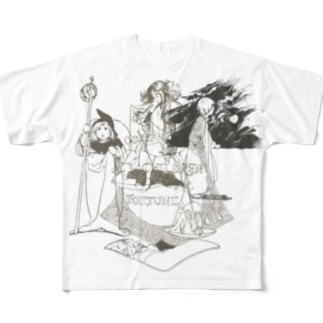 Orc vs. Kids Full graphic T-shirts