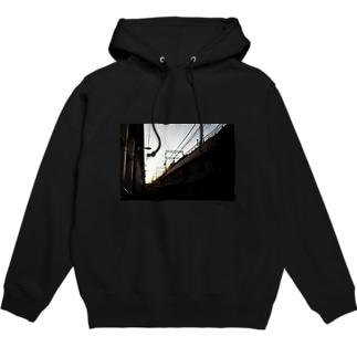 street_snap3 Hoodies
