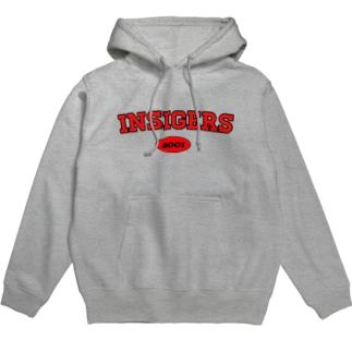 INSIGERS 2001 Hoodies