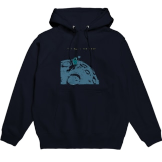 Fly Me to The Moon 01 Hoodies