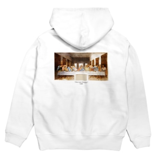 ART SERIES THE LAST SUPPER Hoodies