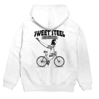 """""""SWEET STEEL Cycles"""" #2 Hoodie"""