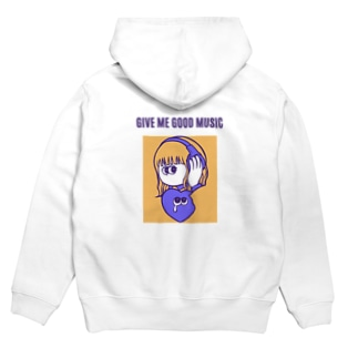GOOD MUSIC 2 Hoodies