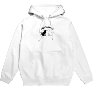ambivalence official goodsのアンビバキャット Hoodies