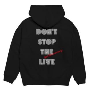 Don't Stop The Live Hoodie Hoodie