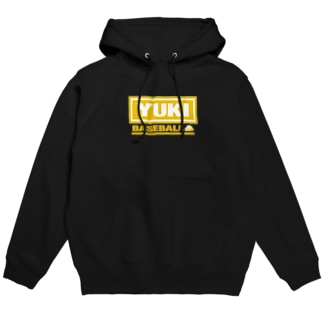 「YUKI BASEBALL」 Hoodies