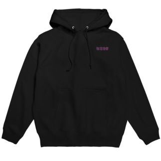AILE OFFICIAL DREAMS & EXCITEMENT PARKER(グラデーションブラック) Hoodies