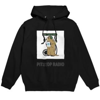 PITSTOP RADIO GOODS 06 Hoodie