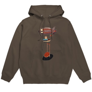 ブリキ-BURIKI- Hoodies