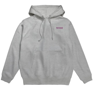 AILE OFFICIAL DREAMS & EXCITEMENT PARKER(グラデーションミックスグレー) Hoodies