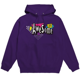 Awesome LIFE Hoodies