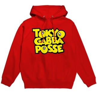 TOKYO GABBA POSSE Hoodies