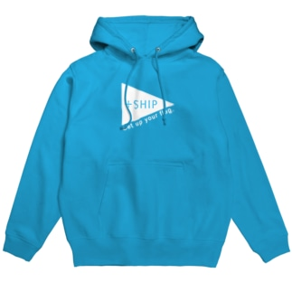 SHIP関連グッズ Hoodies