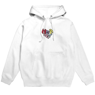 maplesのHEART Hoodies
